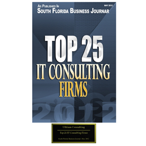 Top 25 IT Consulting Firms 2012