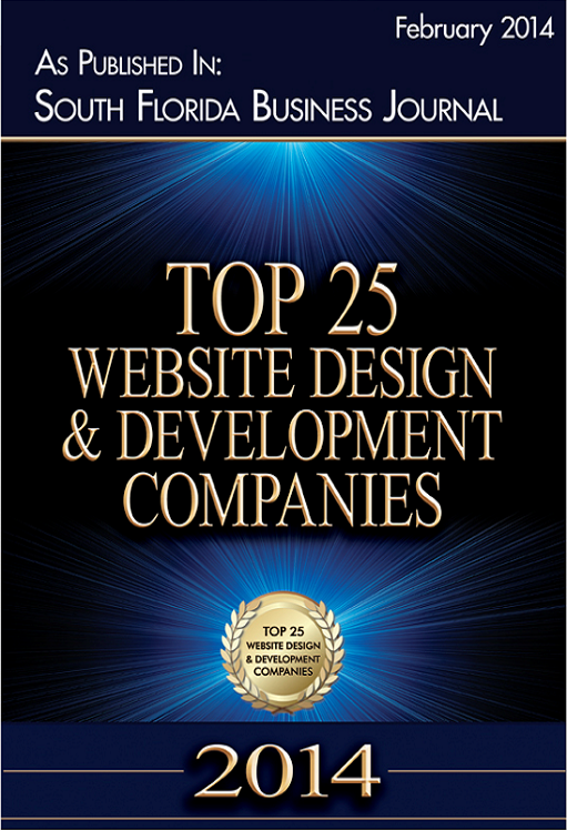 Top 25 Website and Development Companies 2014