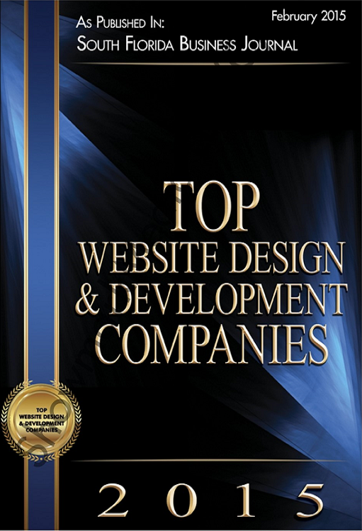 Top 25 Website and Development Companies 2015